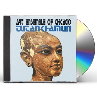 Art Ensemble Of Chicago TUTANKHAMUN CD
