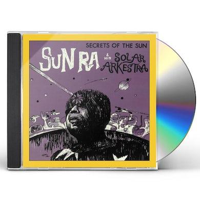 Sun Ra SECRETS OF THE SUN CD