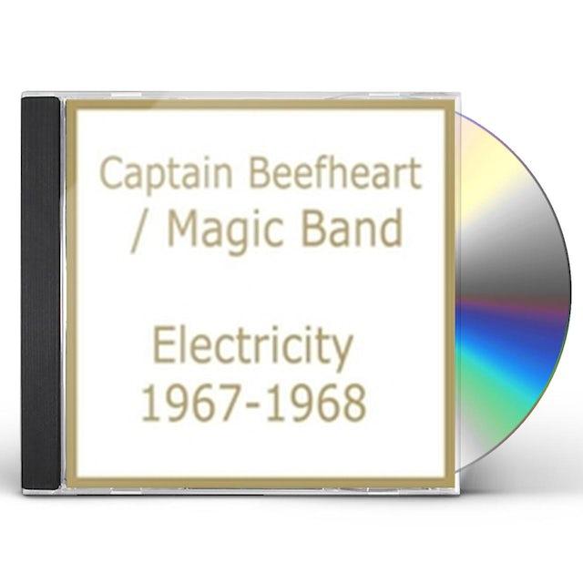 Captain Beefheart & His Magic Band ELECTRICITY 1967-1968 CD