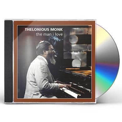 Thelonius Monk THE MAN I LOVE CD