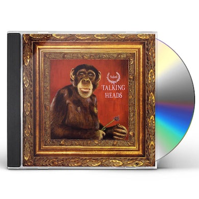 Talking Heads NAKED CD