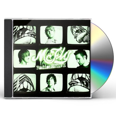 McFly RADIO: ACTIVE SPANISH VERSION CD