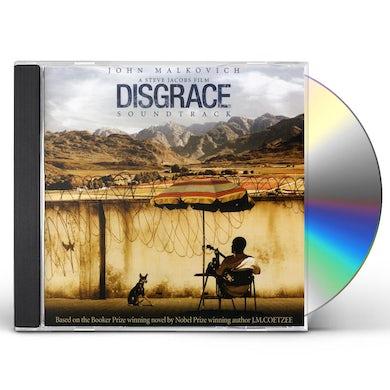 Disgrace CD