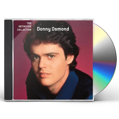 Donny Osmond DEFINITIVE COLLECTION CD