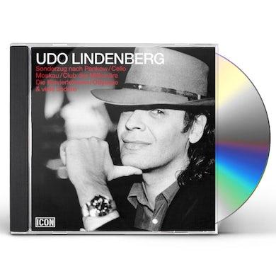 Udo Lindenberg ICON CD