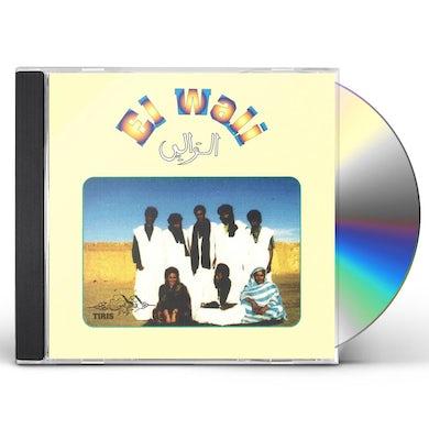 El Wali Tiris CD