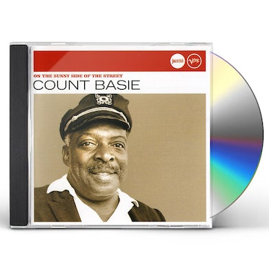 Count Basie & His Orchestra ON THE SUNNY SIDE OF THE STREET CD