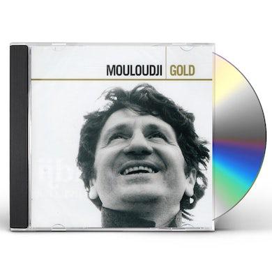 Mouloudji GOLD CD