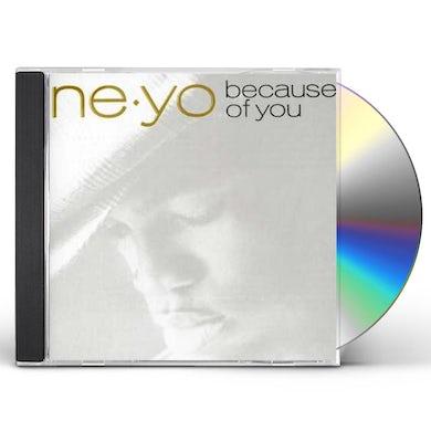 Ne-Yo BECAUSE OF YOU CD