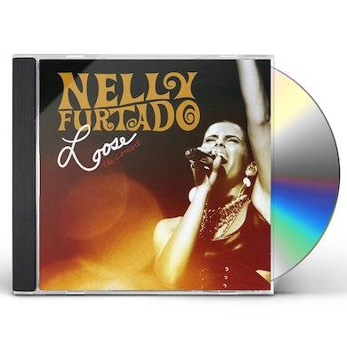 Nelly Furtado LOOSE: THE CONCERT CD