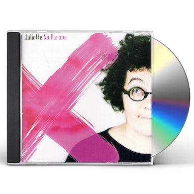 JULIETTE NO PARANO CD