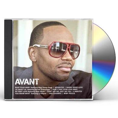 Avant ICON CD