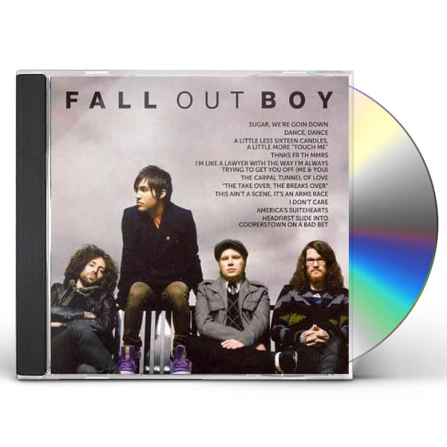 Fall Out Boy ICON CD