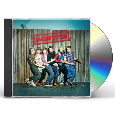 MCBUSTED: DELUXE CD