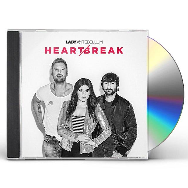 Lady A HEART BREAK CD