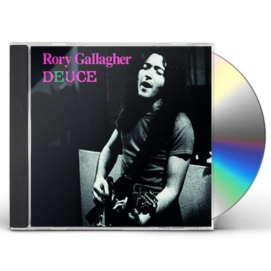 Rory Gallagher DUECE CD