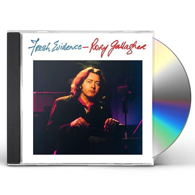 Rory Gallagher FRESH EVIDENCE CD