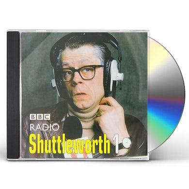 John Shuttleworth RADIO SHUTTLEWORTH 1 CD