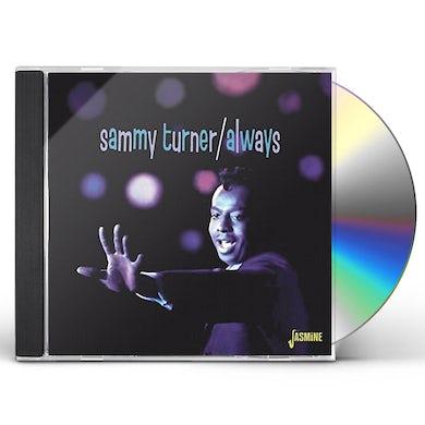Sammy Turner ALWAYS CD