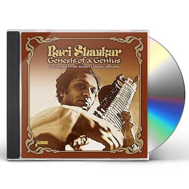 Ravi Shankar GENESIS OF A GENIUS: EXCERPTS FROM SEVEN CD