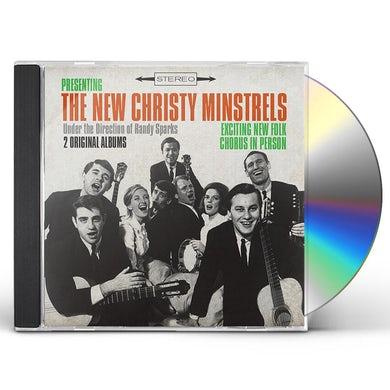 PRESENTING EXCITING NEW FOLK CHORUS IN PERSON CD