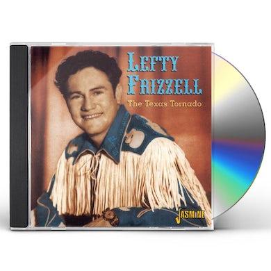 Lefty Frizzell TEXAS TORNADO CD