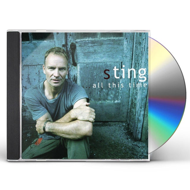 Sting ALL THIS TIME CD