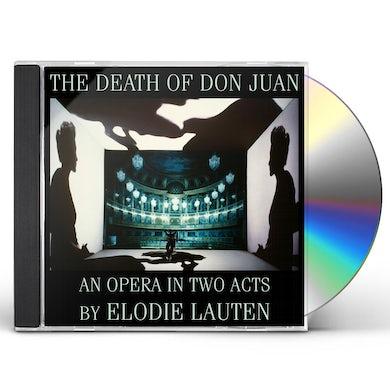 Elodie Lauten DEATH OF DON JUAN CD