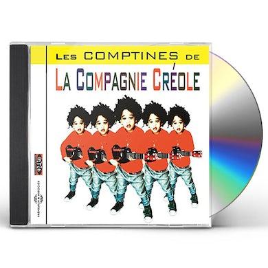 LES COMPTINES CD