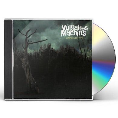 Vulgaires Machins COMPTER LES CORPS CD