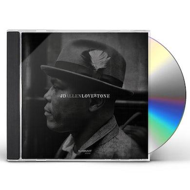 JD Allen LOVE STONE CD