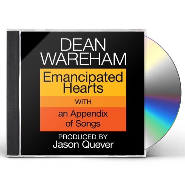 Dean Wareham EMANCIPATED HEARTS CD