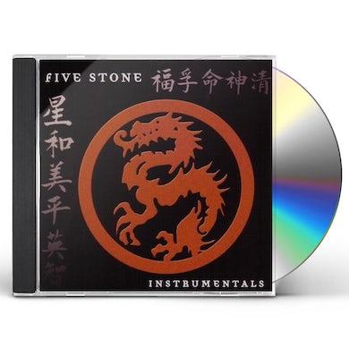 Five Stone INSTRUMENTALS CD