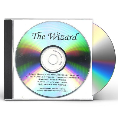WIZARD CD