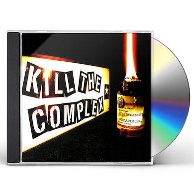 Butane KILL THE COMPLEX CD