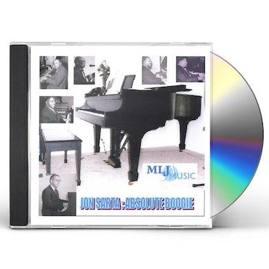 Jon Sarta ABSOLUTE BOOGIE CD