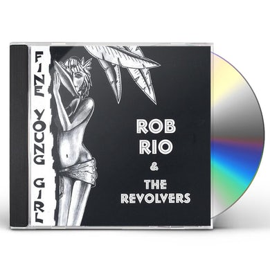 Rob Rio FINE YOUNG GIRL CD