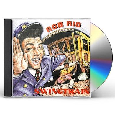 Rob Rio SWINGTRAIN CD