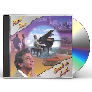 Rob Rio BOOGIE WOOGIE GOLD CD