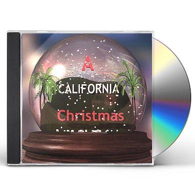 Santa's Elves CALIFORNIA CHRISTMAS CD