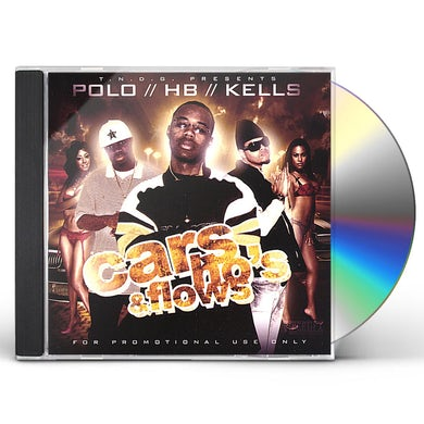 H.B. CAR'S HO'S & FLOW'S CD