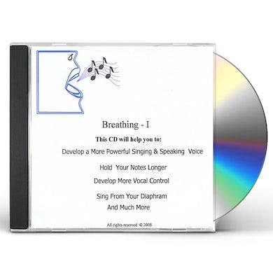 David Marcelle BREATHING - I CD