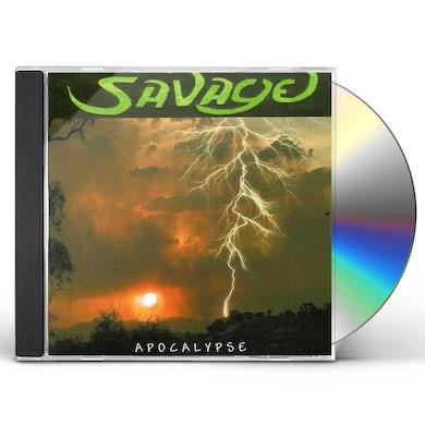 Savage APOCALYPSE CD