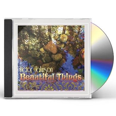 Victor Johnson BEAUTIFUL THINGS CD