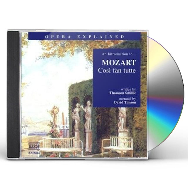 COSI FAN TUTTE: INTRODUCTION TO MOZART CD