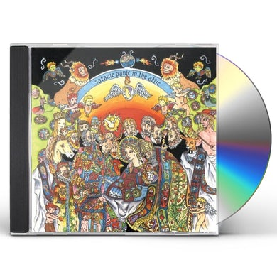 Of Montreal SATANIC PANIC IN THE ATTIC CD