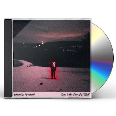 Antarctigo Vespucci Love in The Time of E-Mail CD