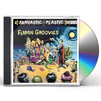 Flamin Groovies FANTASTIC PLASTIC CD
