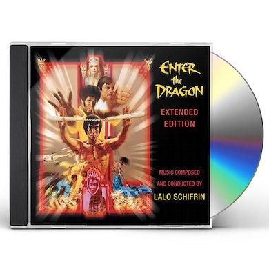 Lalo Schifrin ENTER THE DRAGON CD