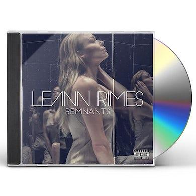 LeAnn Rimes REMNANTS CD